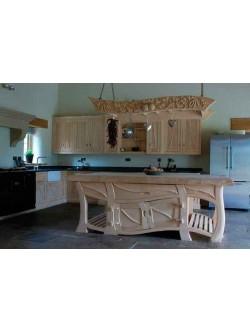 """Кухня под старину """"Пальмира"""""""