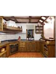 """Кухня под старину """"Караклис"""""""