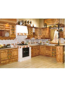 "Кухня под старину ""Карвансара"""