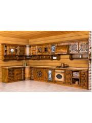 """Кухня под старину """"Дафна"""""""