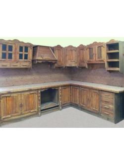 "Кухня под старину ""Фокида"""