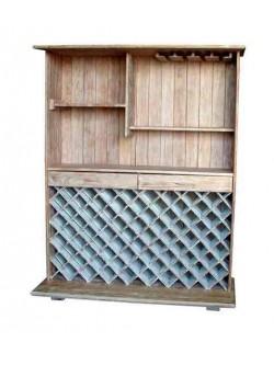 Шкаф для вина под старину мод. 1
