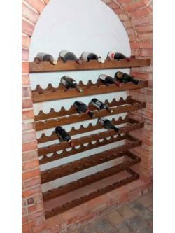 Шкаф для вина под старину мод. 2
