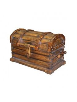 Сундук деревянный под старину мод. 8